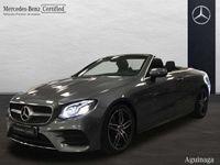 usado Mercedes E220 Clase E Cabrio