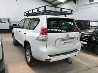 usado Toyota Land Cruiser 3.0 D-4D GX 127kW (173CV)