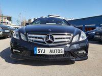 usado Mercedes E200 200 CGI Blue Efficiency Elegance 2p