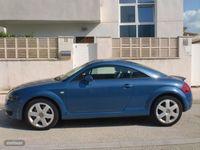 usado Audi TT Coupe 1.8T 180 CV