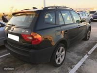 second-hand BMW X3 3.0d Aut.
