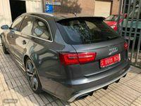 usado Audi A6 RS6 Avant 4.0 TFSI quattro Tiptronic