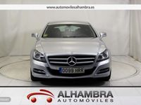usado Mercedes CLS350 Shooting Brake CLS Clase CoupéCDI AUTO GARAN