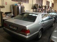 usado Mercedes S350 Turbo Diesel