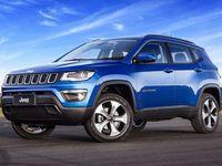 usado Jeep Compass 1.4 Multiair Sport 4x2 103kW