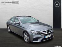 usado Mercedes E220 CLASE d BERLINA[0-809]