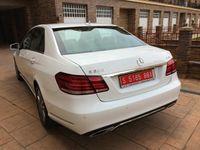 usado Mercedes E220 CDI Avantgarde 7G Plus LED ILS Navegación Becker