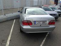 usado Mercedes CLK200 ClaseSport