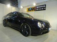usado Mercedes CLK430 Clase CLKELEGANCE