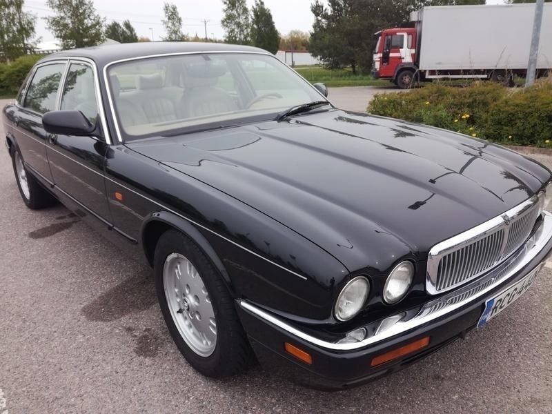 myyty jaguar xj6 sovereign 4 0a lang myyt v n olevat k ytetyt autot rh autouncle fi