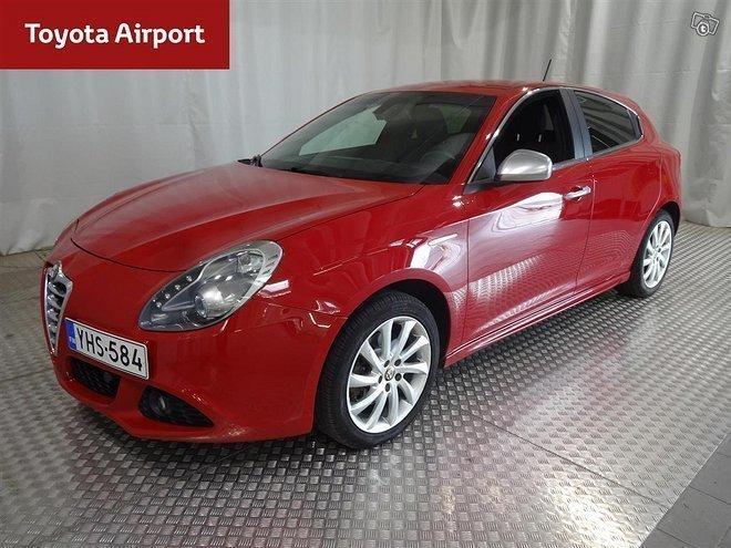 Alfa Romeo Giulietta >> Myyty Alfa Romeo Giulietta Myytavana Olevat Kaytetyt Autot