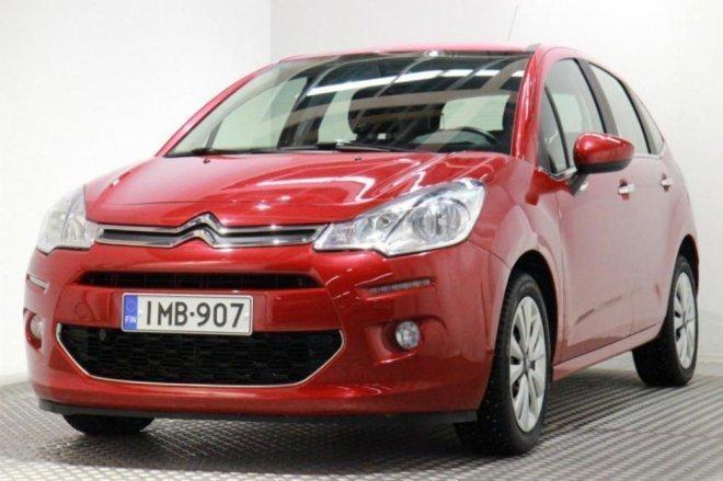 Myyty Citroën C3 VTi 82 Premium - Myytävänä olevat käytetyt autot