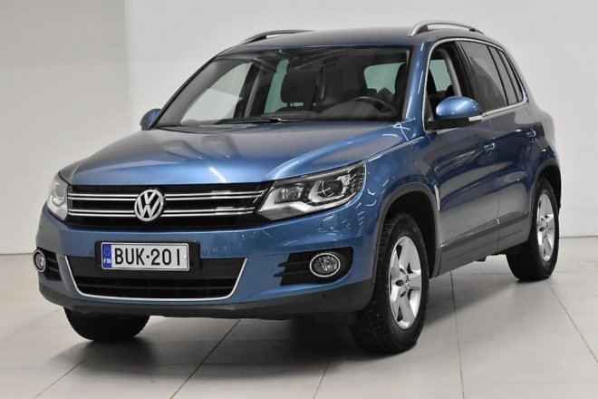 myyty vw tiguan sport style 2 0 t myyt v n olevat k ytetyt autot. Black Bedroom Furniture Sets. Home Design Ideas