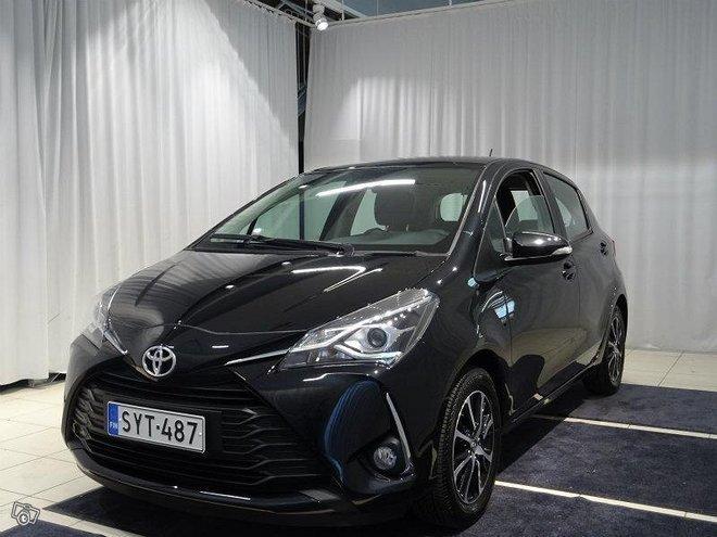 Myyty Toyota Yaris - Myytävänä olevat käytetyt autot