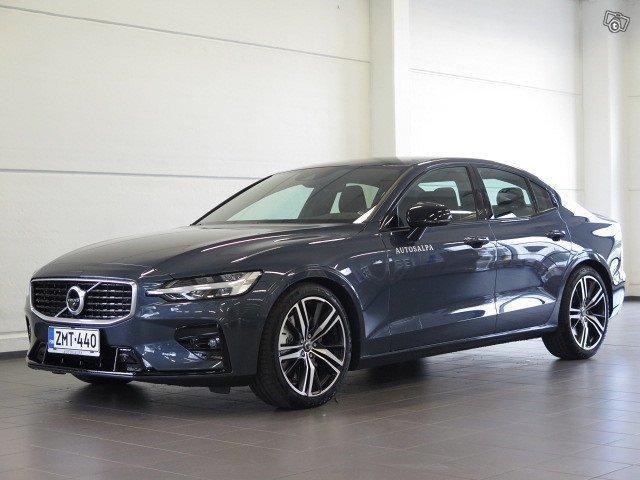 Volvo S60 T5 >> Kaytetty 2019 Volvo S60 2 0 Benzin 250 Hp 51 900