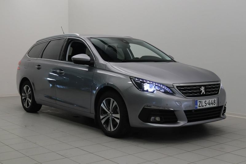 K U00e4ytetty 2018 Peugeot 308 1 2 Benzin 131 Hp  19 900