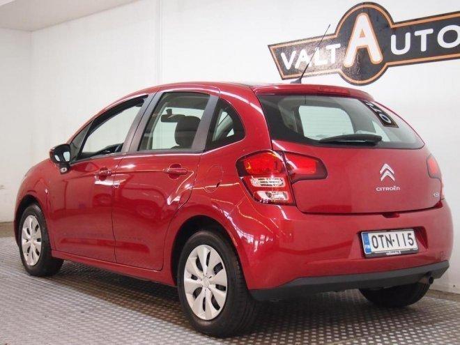 Myyty Citroën C3 1,4i Confort 12KK/. - Myytävänä olevat käytetyt autot