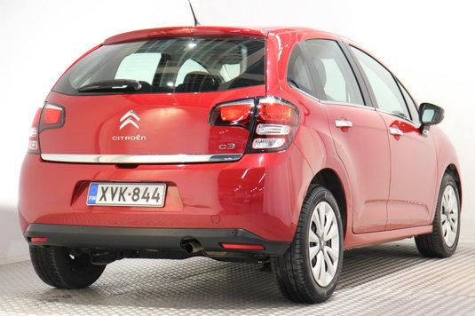 Myyty Citroën C3 VTi 68 Confort - Myytävänä olevat käytetyt autot