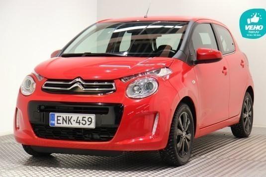 Myyty Citroën C1 VTi 82 Shine 5ov - Myytävänä olevat käytetyt autot