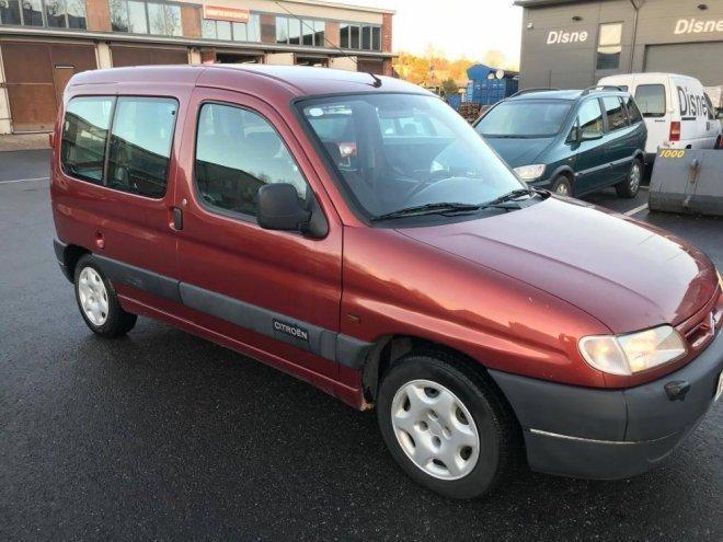 Myyty Citroën Berlingo 1.8i SX - Myytävänä olevat käytetyt autot