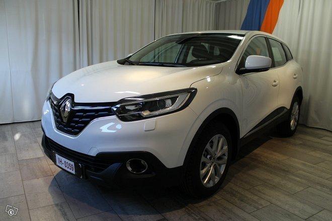 Renault Kadjar 2017 >> Renault Kadjar 1 2 Benzin 128 Hp 2017 Kajaani Autouncle