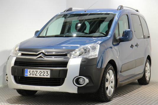 Myyty Citroën Berlingo HDi 110 XTR . - Myytävänä olevat käytetyt autot