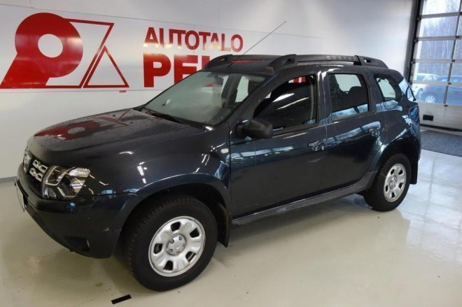 myyty dacia duster tce 125 s s 4x4 myyt v n olevat k ytetyt ajoneuvot. Black Bedroom Furniture Sets. Home Design Ideas