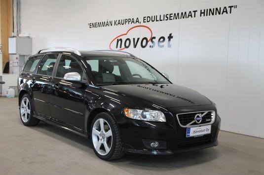 Myyty Volvo V50 D3 R Design Huippu Myytavana Olevat
