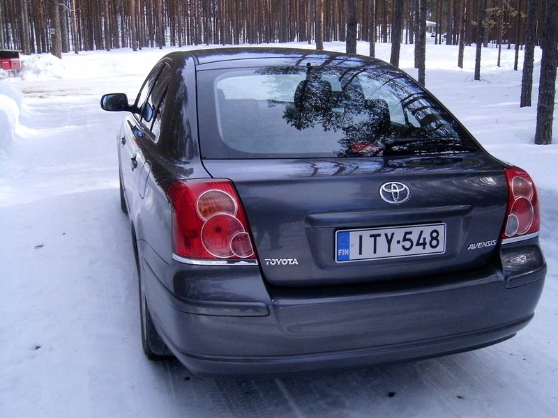 9da05ae2da0 Myyty Toyota Avensis 2.0 Linea Sol . - Myytävänä olevat käytetyt autot
