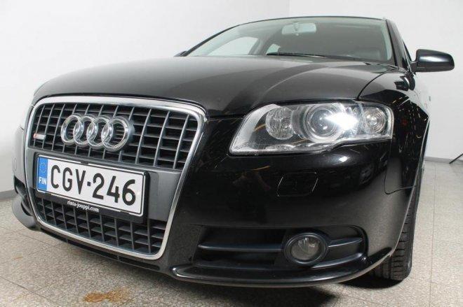Myyty Audi A4 Myyt 228 V 228 N 228 Olevat K 228 Ytetyt Autot Autouncle