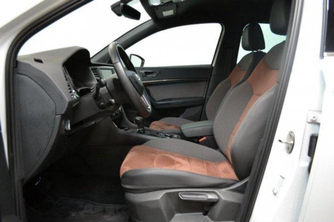 myyty seat ateca 1 4 tsi 150 act xc myyt v n olevat k ytetyt autot. Black Bedroom Furniture Sets. Home Design Ideas