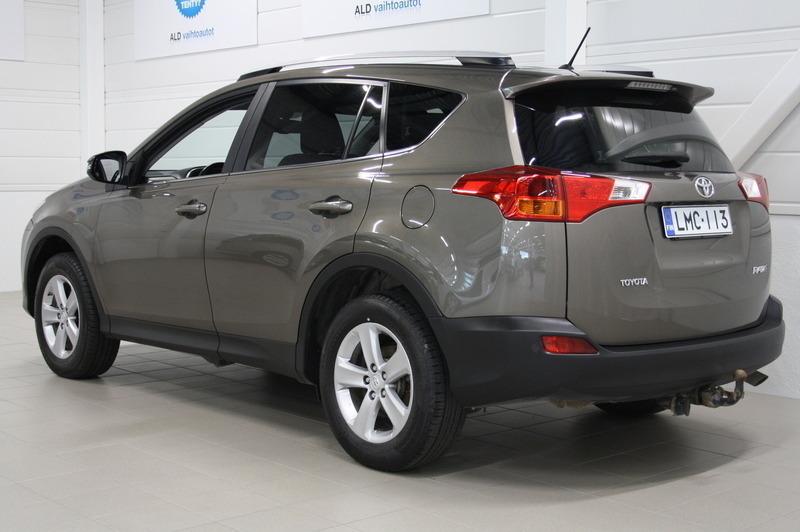 Myyty Toyota RAV4 2,0 D-4D 2WD Acti. - Myytävänä olevat käytetyt autot