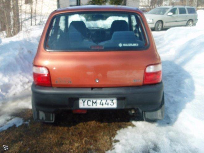 auto tori Viitasaari