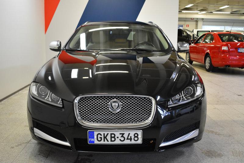 myyty jaguar xf sportbrake 2 2 i4 t myyt v n olevat k ytetyt autot. Black Bedroom Furniture Sets. Home Design Ideas