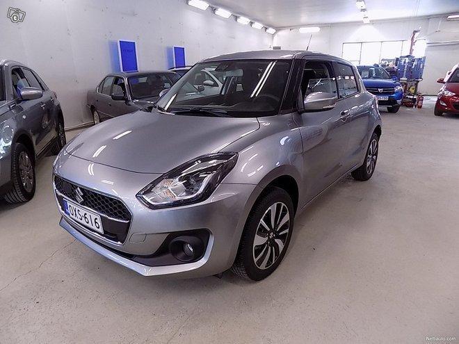 Suzuki Car Dealership >> Kaytetty 2019 Suzuki Swift 1 2 El Hybrid 89 Hp 19 780