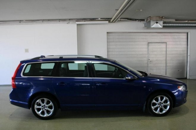 Myyty Volvo V70 D5 Ocean Race Myytavana Olevat Kaytetyt Autot
