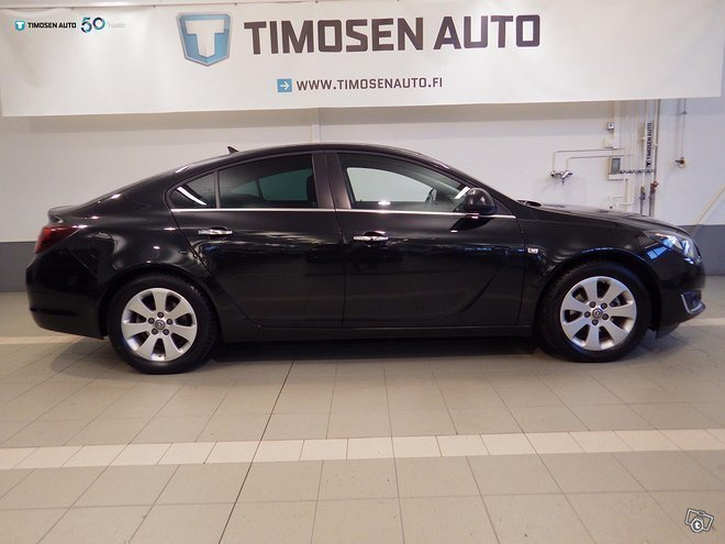 Stop And Go Auto >> Myyty Opel Insignia 5 Ov Edition 1 Myytavana Olevat