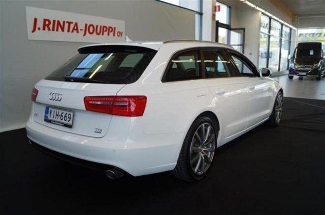 Myyty Audi A6 Avant 3 0 V6 Tdi Bitu Myyt 228 V 228 N 228 Olevat K 228 Ytetyt Autot