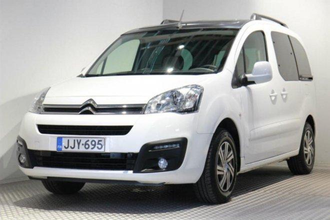 Myyty Citroën Berlingo Multispace B. - Myytävänä olevat käytetyt autot