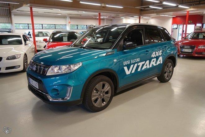 Suzuki Car Dealership >> Myyty Suzuki Vitara Myytavana Olevat Kaytetyt Autot