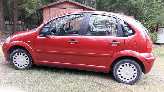 Myyty Citroën C3 1.4i Tonic - Myytävänä olevat käytetyt autot
