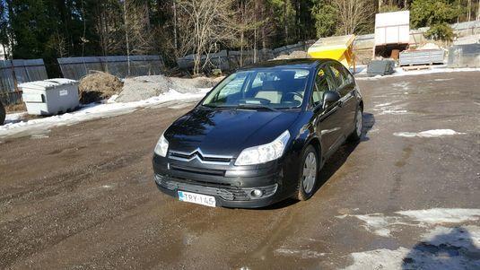 Myyty Citroën C4 1.6i 16v Pack Visi. - Myytävänä olevat käytetyt autot