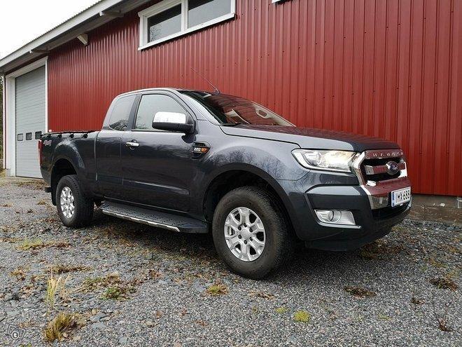 Ford Ranger 2017 >> Kaytetty 2017 Ford Ranger 2 2 Diesel 160 Hp 27 900