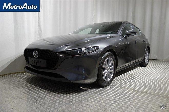 Mazda 3 Sport >> Kaytetty 2019 Mazda 3 2 0 El Hybrid 122 Hp 27 790