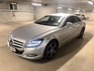 käytetty Mercedes CLS250 CDI BE A (MY12) - Vähän ajettu, Bluetooth, Peruutustutkat!