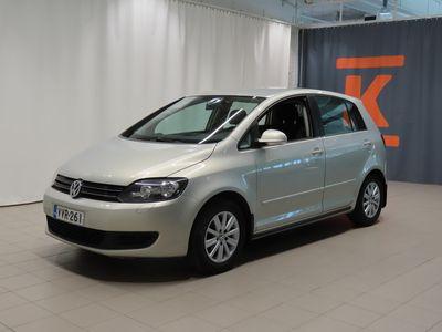 käytetty VW Golf Plus Comfortline 1,4 TSI 90 kW (122 hv) DSG-automaatti *Vetokoukku, lämmittimet*