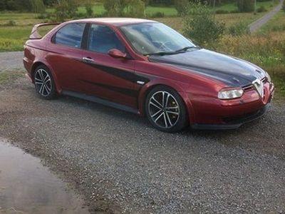 käytetty Alfa Romeo 156 Special Custom Limited Edition 2.5