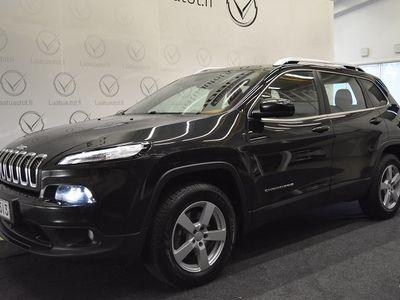 käytetty Jeep Cherokee 2,0 MultiJet 170hv AT9 4WD Longitude - Neliveto automaatti jopa ilman käsirahaa! AutoAC, Cruise