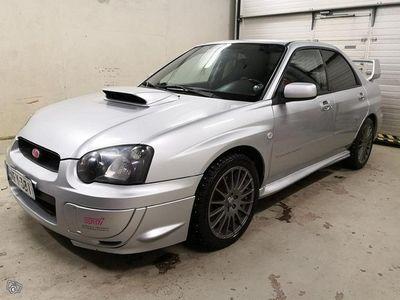 käytetty Subaru Impreza 2.0 WRX STI AWD. 265hp 235tkm