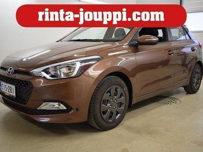 käytetty Hyundai i20 5D 1,2 ISG fresh - Siisti ja vähän ajettu 1- omistajalta. Vetokoukku.
